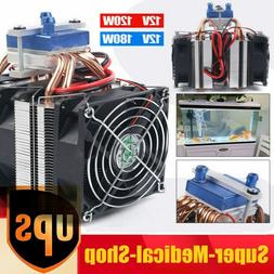 12V Fish Tank Thermoelectric Refrigeration Cooling System Ki