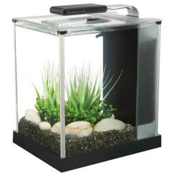 Fluval 2.6 Gallon Spec III Aquarium Kit, Black
