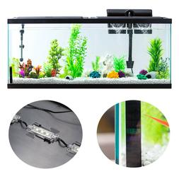 55 Gallon Aquarium Fish Tank w/ LED Light Full Starter Kit T
