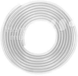Aquarium/Hydroponic Frosted/Clear Silicone Air Line Tubing 3