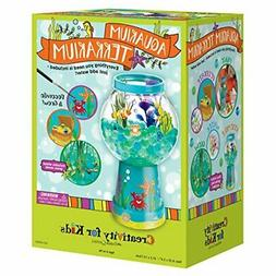 Creativity for Kids Aquarium Terrarium Craft Kit - Craft and