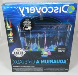 Discovery Crystal Aquarium - Brand NEW and SEALED!  Free and