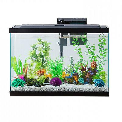20- Gallon Fish Tank (Aqua Culture Aquarium Starter Kit With