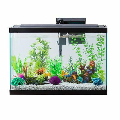 29 gallon fish aquarium starter kit