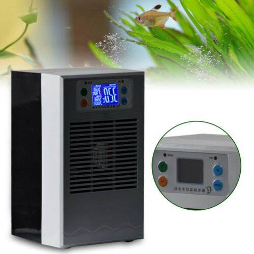 100W Aquarium Water Chiller Fish Shrimp Tank Water Cooling C