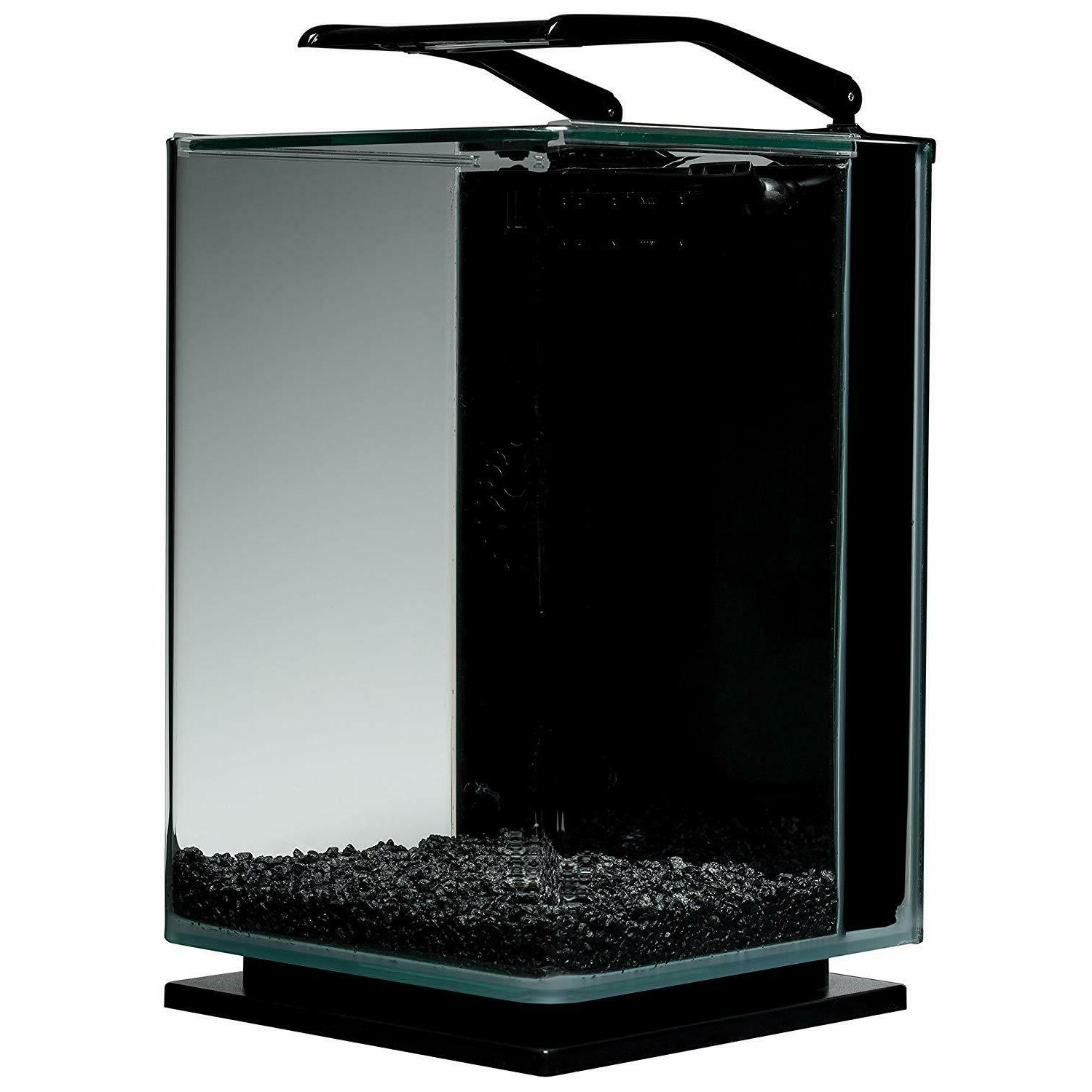 Tetra LED Half Moon Aquarium