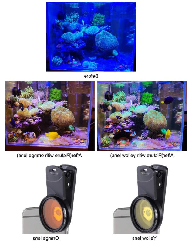 Aquarium Choice Filter Kits for Phone