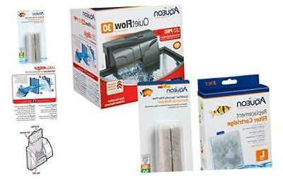 aquarium filter kit w media 4 month