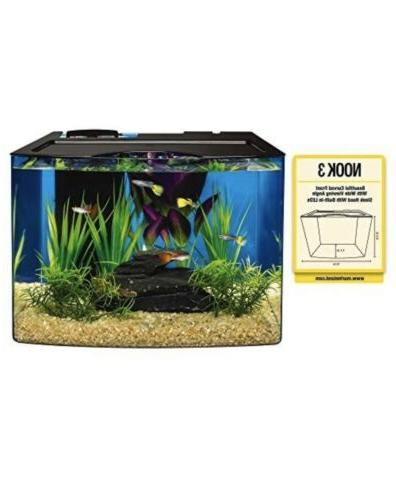 Marineland Fish Tank Kit 3 Lights System Pump
