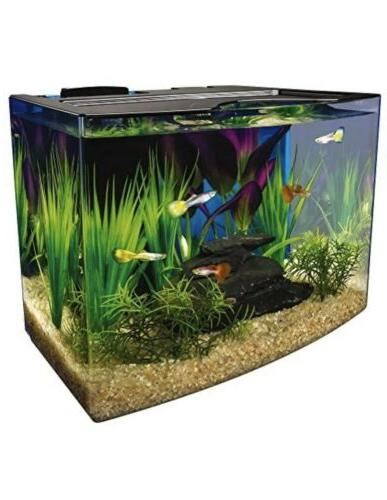 Marineland Aquarium Fish Tank Kit Gallon Lights