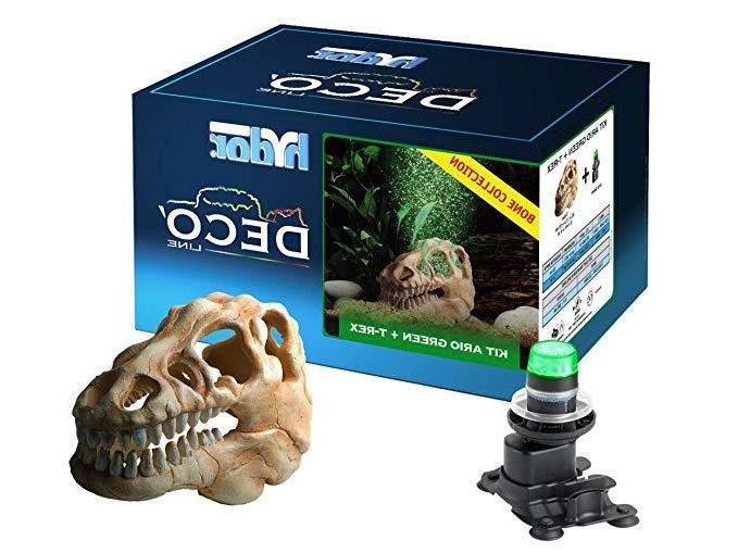 new deco line aquarium decoration kit ario