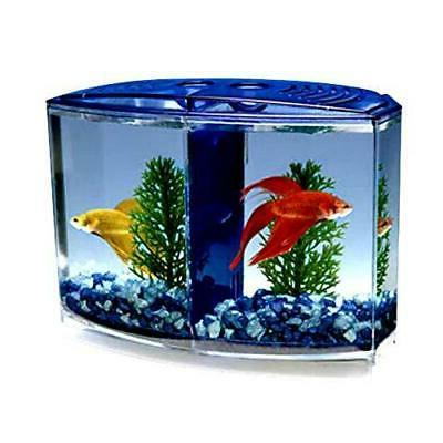skroutz starter fish tank kit with double