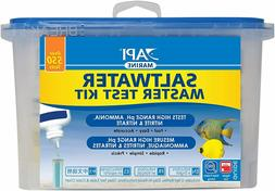 Master Test Kits for Freshwater, Saltwater, Reef Aquariums a