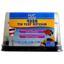 API REEF MASTER LIQUID TEST KIT FOR MARINE CORAL REEF AQUARI
