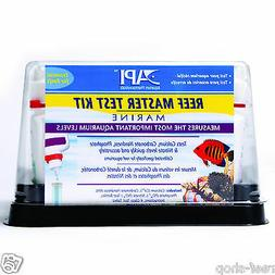 API Reef Master Test Kit Liquid Multi Test CA KH NO3 PO4 Aqu