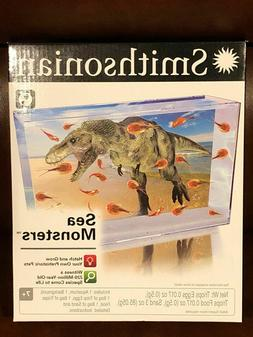 Smithsonian Sea Monsters Kit NEW SEALED Eggs Triops Grow Sci